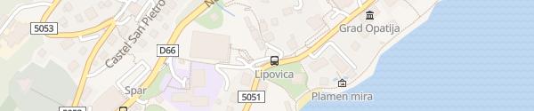 Karte Sportska dvorana Marino Cvetković Opatija
