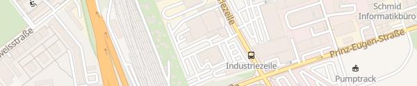 Karte Volkswagen Autohaus Mayer Linz