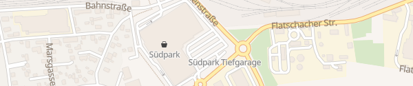 Karte Südpark Klagenfurt