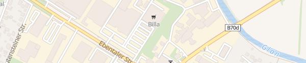 Karte MERKUR Ebenthal