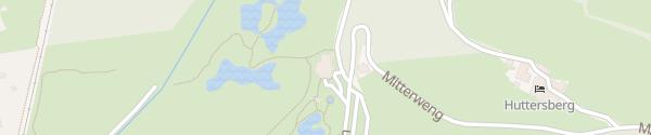 Karte Golfclub Edlbach