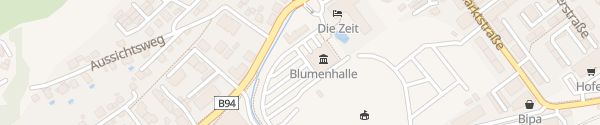 Karte IAM - Blumenhalle Sankt Veit an der Glan