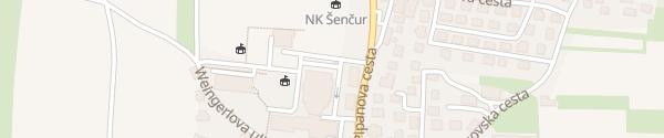 Karte Osnovna šola Šenčur
