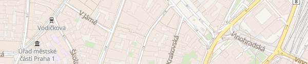 Karte K+K Hotel Fenix Praha