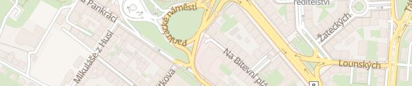 Karte ABB (Private) Prag