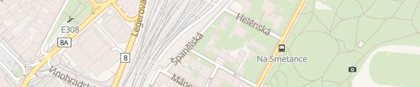 Karte Destination Charger Mr. Parkit Praha