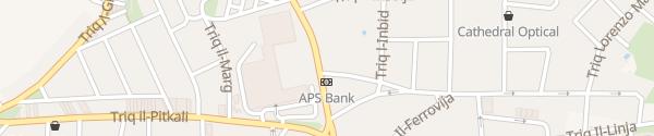 Karte Triq Santa Katarina Tal-Fuklar