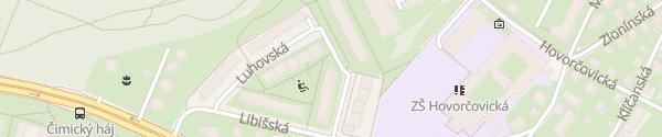 Karte Trafostanice 4815 Prag-Kobylisy