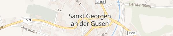 Karte Marktplatz St. Georgen