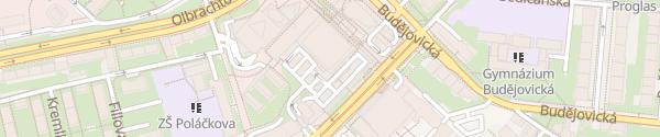 Karte OC DBK Praha