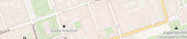 Karte Corso Court Praha