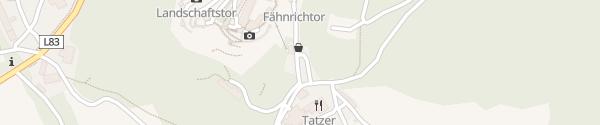 Karte Burg Hochosterwitz Launsdorf