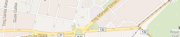 Karte innogy Ladesäule Qormi