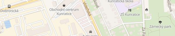 Karte Volkswagen Autohaus Jarov Praha