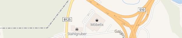 Karte Möbelix Kefermarkt