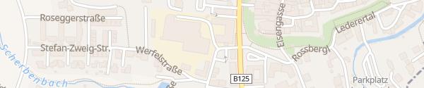 Karte Freistädter Brauhaus Freistadt