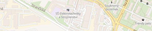 Karte BMW Car Tec Praha-Strašnice