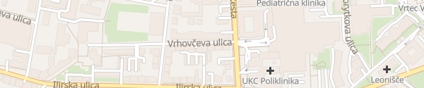 Karte Vrhovčeva Ljubljana