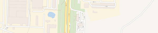 Karte McDonald's Praha