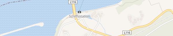 Karte IAM - Schiffsanlegestelle in Seidendorf St. Kanzian