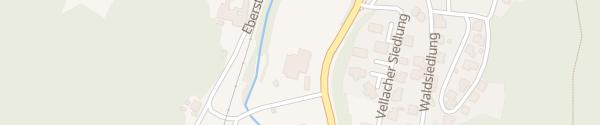 Karte Auto Pliemitscher Eberstein