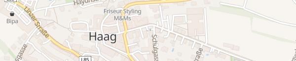 Karte CLEEN Energy AG Haag