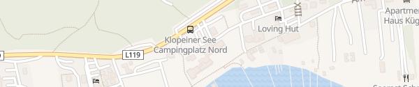 Karte Hotel Amerika Holzer St. Kanzian am Klopeiner See