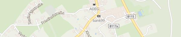 Karte Gasthof Post Altenmarkt