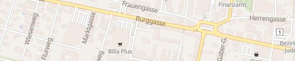 Karte WKO Judenburg