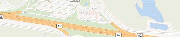 Karte Orlen A2 MOP Gnilec Słubice