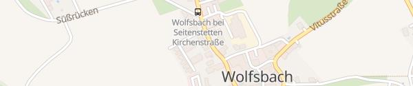 Karte Musikheim Wolfsbach
