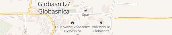Karte IAM - Tennisplatz Globasnitz
