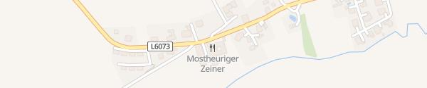 Karte Zeillerner Mostg'wölb Zeillern