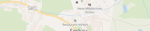Karte Hofwirt Seckau