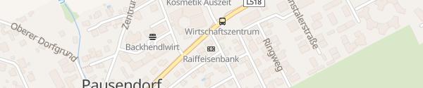 Karte Raiffeisenbank Spielberg