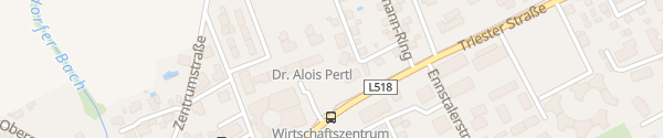 Karte Kultur im Zentrum Spielberg