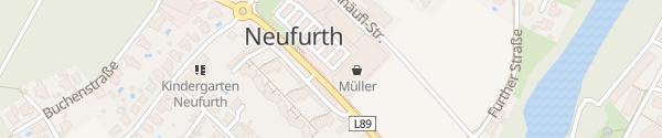 Karte EKZ Neufurth