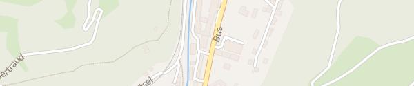 Karte Gemeindeamt St. Gertraud
