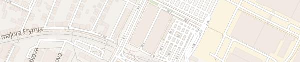 Karte OC Bondy Underground Parking Mladá Boleslav