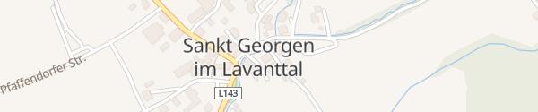 Karte IAM Ladesäule St. Georgen im Lavanttal