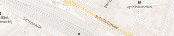 Karte Bahnhof Görlitz