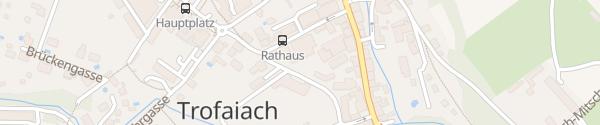 Karte Rebenburggasse Trofaiach