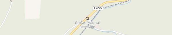 Karte Gasthof Rote Säge Sankt Oswald