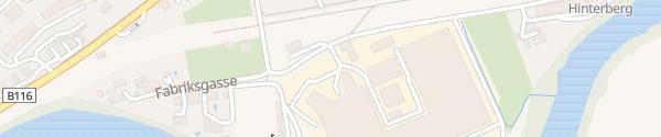 Karte AT&S Austria Technologie & Systemtechnik Leoben