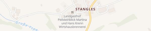 Karte Landgasthof Peilsteinblick Yspertal