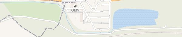 Karte McDonnald's Vrbová Lhota