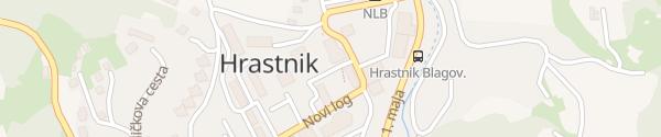 Karte Log Hrastnik