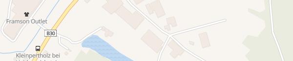 Karte GLS Tanks Heidenreichstein