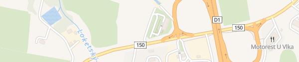 Karte McDonalds Loket Čechtice