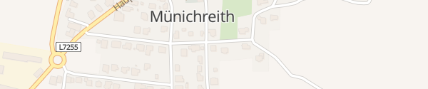 Karte Privater Ladepunkt Münichreith am Ostrong